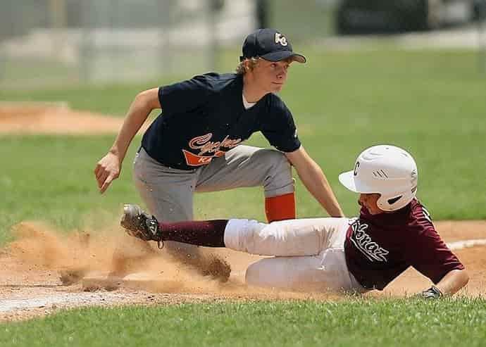 野球 スライディングパンツ 履き方