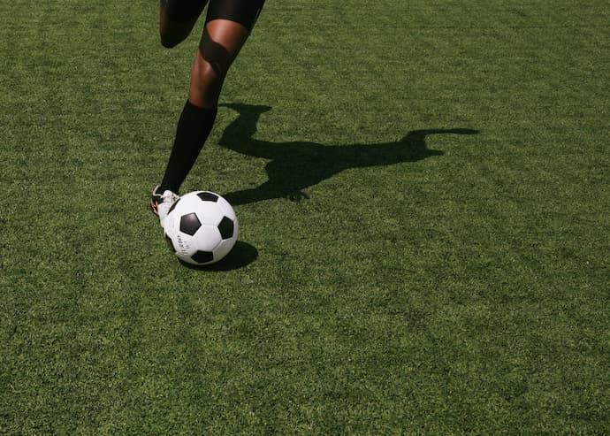 サッカー夏用インナー