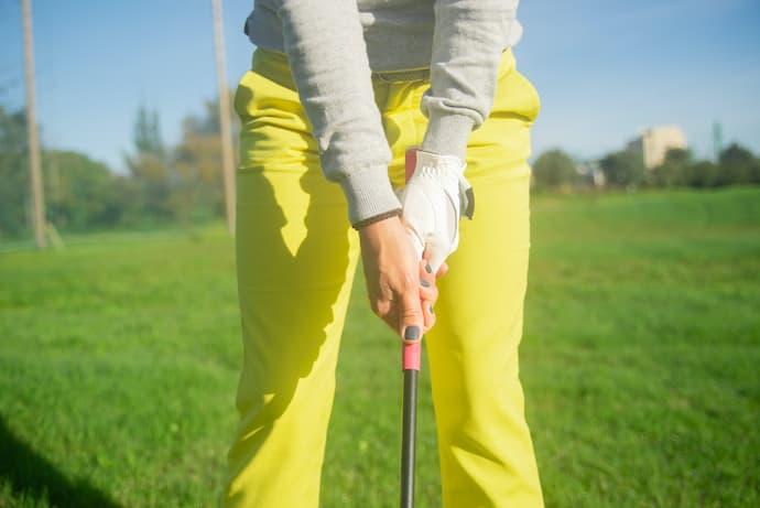 ゴルフ腰痛予防トレーニング