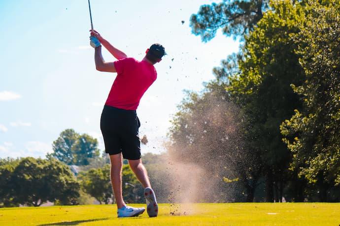 ゴルフ腹斜筋の痛み原因と対策