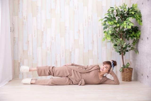 反り腰改善寝ながらできる方法